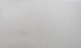 Abstract background texture ; closed up white ceramic wall tile. Stock Photo