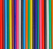 Abstract Background Texture - color pencil crayon pattern. Background Texture in abstract from colorful pencil crayons in vertical stripes for striking design royalty free stock image