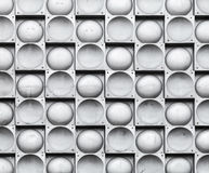 Abstract background texture, gray wall with tiling pattern Stock Photo