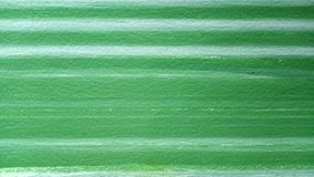 Abstract background texture green and light white horizontal stripes gradient stock photo