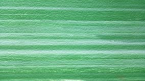 Abstract background texture green and light white horizontal stripes t stock photos