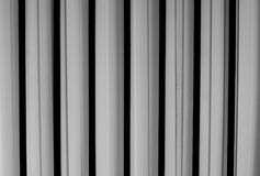 Stripped metal texture and background stock photo