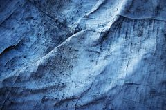 Old damaged rubber textile Royalty Free Stock Images