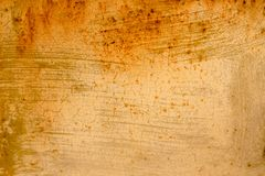Background texture of orange wood boards for design stock image