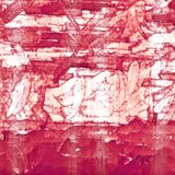 Abstract background or texture in red Royalty Free Stock Image