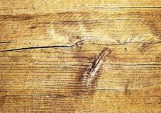 Texture of sanded wood Royalty Free Stock Image