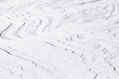 Abstract background texture of shining snowdrift Stock Photography