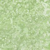 Abstract background texture. Small mixed spots in green colors Stock Image