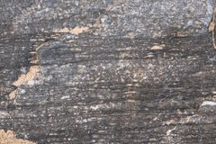 Abstract background and texture of stone with hit the sea water stock photo