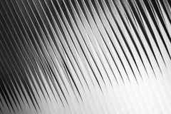 Abstract background texture with white fabric cut into stripes Royalty Free Stock Images