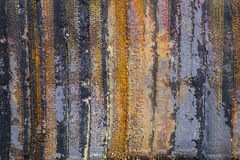 Abstract Background of Textured Paint Royalty Free Stock Photography