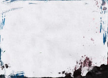 Abstract background on textured paper Stock Photo