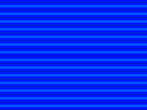 Abstract blue gradient lines Royalty Free Stock Photography