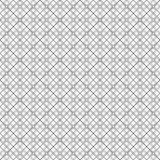 Abstract background and thin line. Geometric seamless pattern Repeating geometric shapes, rhombuses, squares Stock Photography