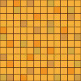 Abstract background from a tile mosaic Stock Photography