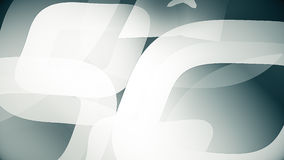 Abstract background from toned huge shapes. Glassy and transparent surfaces Stock Images