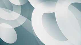 Abstract background from toned huge shapes. Glassy and transparent surfaces Royalty Free Stock Photo