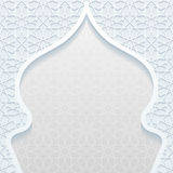 Abstract background with traditional ornament Royalty Free Stock Photo