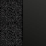 Abstract background with traditional ornament. Vector illustration Royalty Free Stock Images