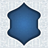 Abstract background with traditional ornament Royalty Free Stock Photography