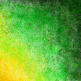 Abstract background. Abstract  background transition from yellow to green Royalty Free Stock Image