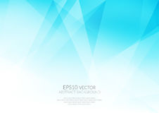 Abstract background with translucent geometric shapes. Shades of colors. Format A4 Royalty Free Stock Photography