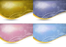 Abstract background with transparency Stock Photography