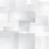Abstract background with transparent rectangle. Abstract background with white and grey transparent rectangles stock illustration