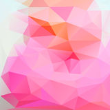 Abstract Background Triangle Royalty Free Stock Photography