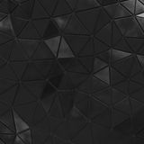 Abstract background of triangle polygons background. Royalty Free Stock Images