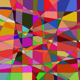 Abstract background with triangles. №3 Raster Stock Images