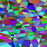 Abstract background with triangles. №1 Raster Stock Photo