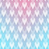 Abstract background of triangles. Abstract 3D minimalistic geometrical background of triangles royalty free illustration