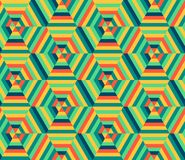 Abstract background with triangles Stock Photos