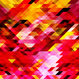 Abstract background with triangles Royalty Free Stock Photos