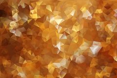 Abstract background of triangles Royalty Free Stock Images