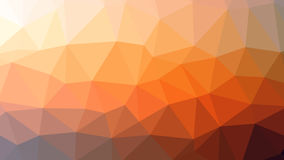 Abstract background with triangles. Raster №9 Stock Photo