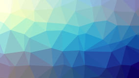 Abstract background with triangles. Raster №8 Stock Photos