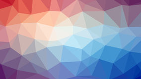 Abstract background with triangles. Raster №4 Royalty Free Stock Photography