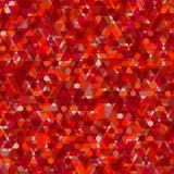 Abstract background with triangular pattern. Abstract background with messy triangular polygons pattern Stock Photography