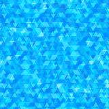 Abstract background with triangular pattern. Abstract background with messy triangular polygons pattern Stock Images