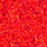 Abstract background with triangular pattern. Abstract background with messy triangular polygons pattern Stock Photo