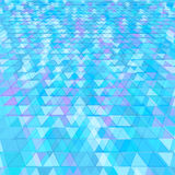 Abstract background with triangular pattern. Abstract background with messy triangular polygons pattern Royalty Free Stock Photo