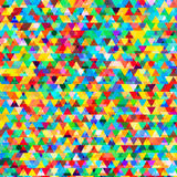 Abstract background with triangular pattern. Abstract background with messy triangular polygons pattern Royalty Free Stock Image