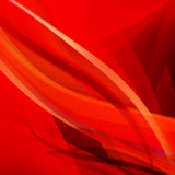 Abstract background. The abstract background uith forms royalty free illustration