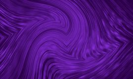 Abstract background ultra violet bending lines of flame. Dreams tonight stock illustration