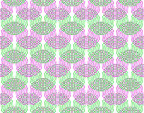 Abstract background. Undulating curves are intertwined. Simple and easy pattern. Horizontal orientation Stock Images