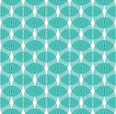 Abstract background. Undulating curves are intertwined. Simple and easy pattern. Horizontal orientation Stock Image