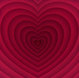 Abstract background for Valentines day Stock Photography