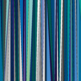 Abstract background from a variety of blue-green stripes. Royalty Free Stock Photos